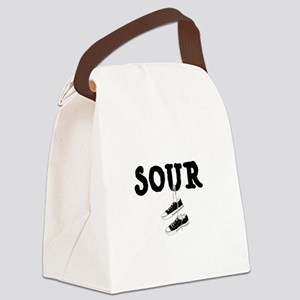 Sour Shoes Howard Stern Canvas Lunch Bag