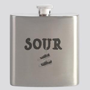 Sour Shoes Howard Stern Flask