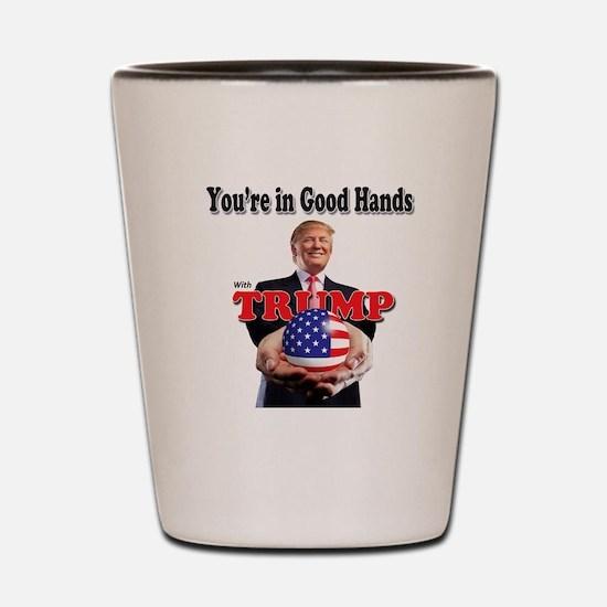 Funny Rubio Shot Glass