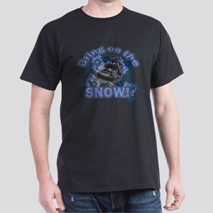 Bring On The Snow Dark T-Shirt