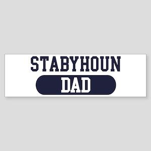 Stabyhoun Dad Bumper Sticker