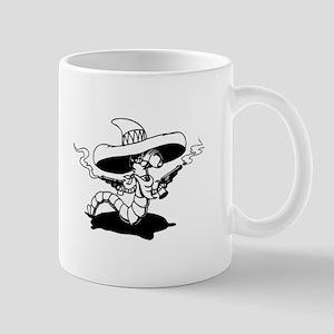 Worm Bandito Mugs