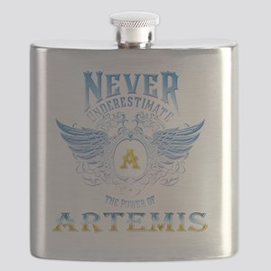 Never underestimate the power of artemis Flask
