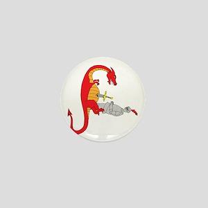 St george Mini Button