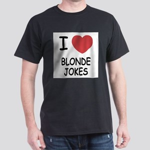 I heart blonde jokes T-Shirt