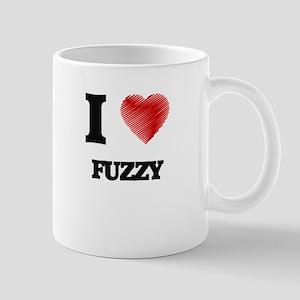 I love Fuzzy Mugs