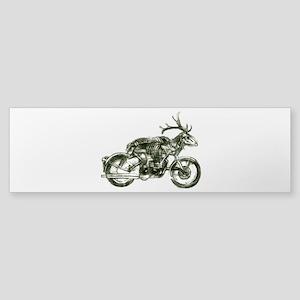 Motorstag Bumper Sticker