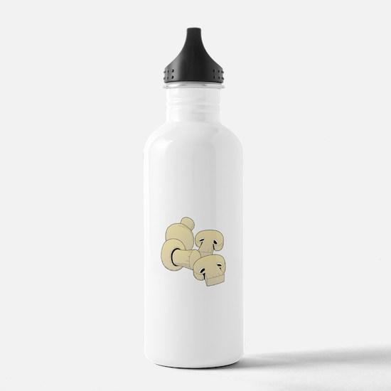 Edible mushroom Water Bottle