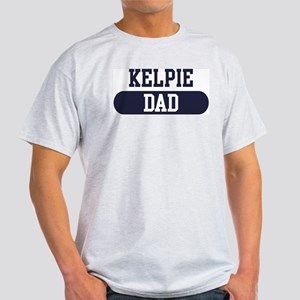 Kelpie Dad Light T-Shirt