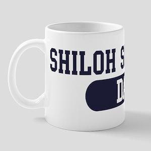Shiloh Shepherd Dad Mug