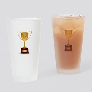 Trophy Drinking Glass