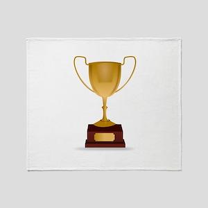 Trophy Throw Blanket