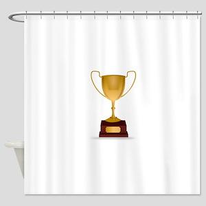 Trophy Shower Curtain