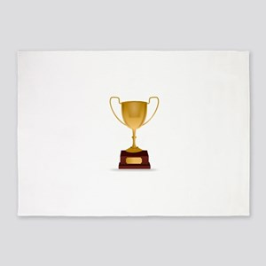 Trophy 5'x7'Area Rug