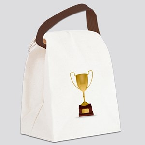 Trophy Canvas Lunch Bag