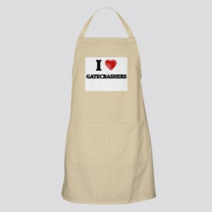I love Gatecrashers Apron
