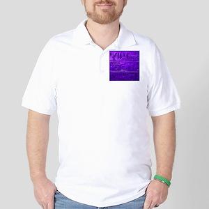 Hieroglyphs20160345 Golf Shirt