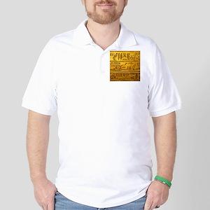 Hieroglyphs20160334 Golf Shirt