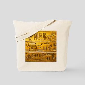 Hieroglyphs20160334 Tote Bag