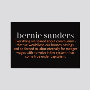 Bernie Communism Magnets
