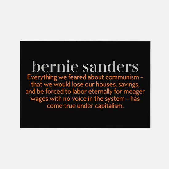 Bernie Communism Magnets