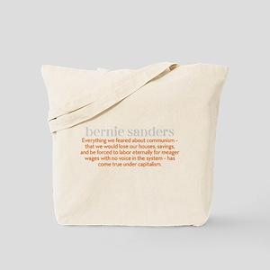 Bernie Communism Tote Bag