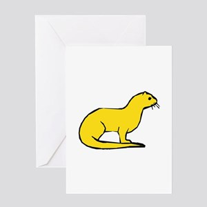 Otter Greeting Cards