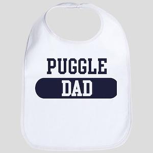 Puggle Dad Bib