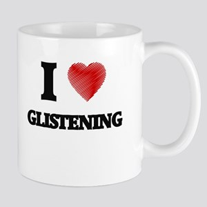 I love Glistening Mugs