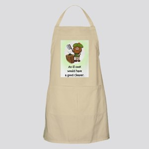 Scottish Proverb BBQ Apron