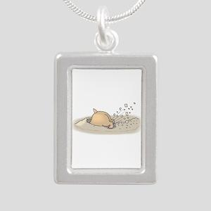 Hamster Digging Necklaces
