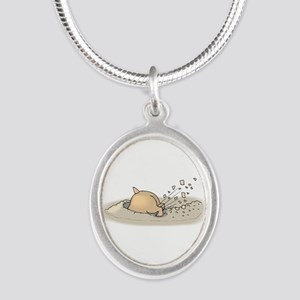 Hamster Digging Necklaces