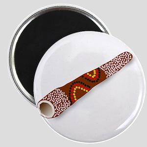 Didgeridoo Australian traditional music in Magnets