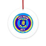 USS Hector (AR 7) Ornament (Round)