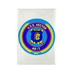 USS Hector (AR 7) Rectangle Magnet (10 pack)