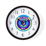 USS Hector (AR 7) Wall Clock