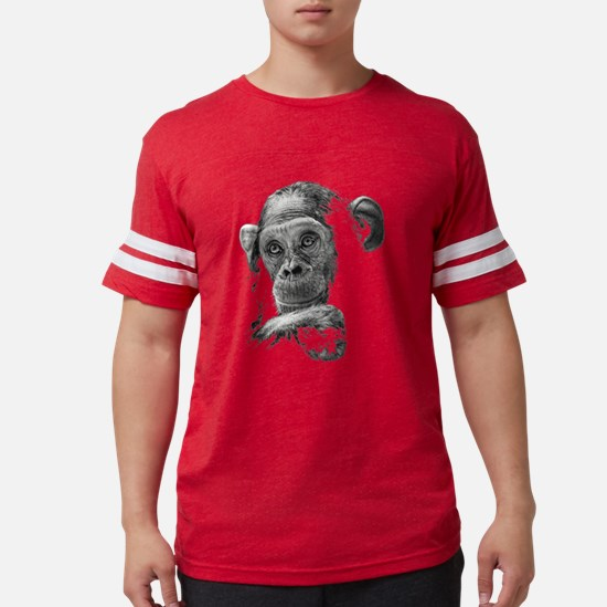 Chimp Women's Dark T-Shirt