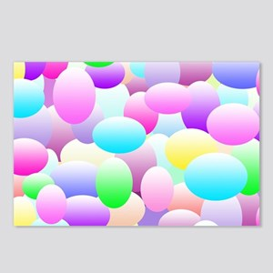 Bubble Eggs Light Postcards (Package of 8)