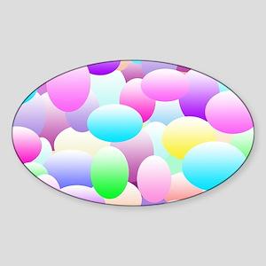 Bubble Eggs Light Sticker