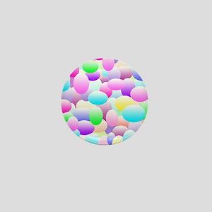 Bubble Eggs Light Mini Button