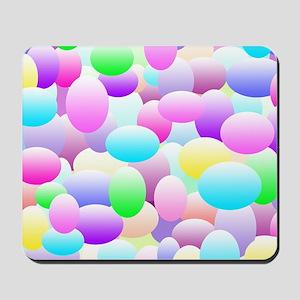 Bubble Eggs Light Mousepad