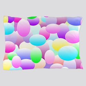 Bubble Eggs Light Pillow Case
