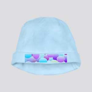 Bubble Eggs Light baby hat