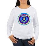 USS Hector (AR 7) Women's Long Sleeve T-Shirt