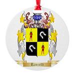 Ranzetti Round Ornament