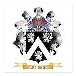Ranucci Square Car Magnet 3