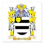 Ransley Square Car Magnet 3
