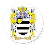 Ransley Round Car Magnet