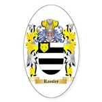 Ransley Sticker (Oval)
