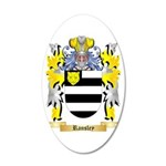 Ransley 35x21 Oval Wall Decal